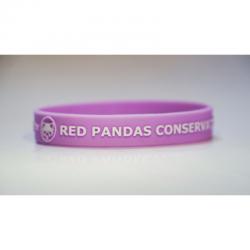 Armband Panda Roux Conservatie